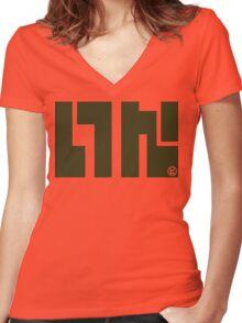 Splatoon SquidForce Basic Tee Women's Fitted V-Neck T-Shirt