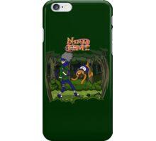 Ninja Time iPhone Case/Skin