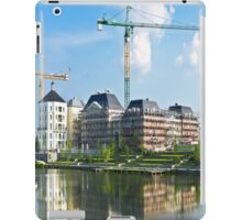 Building Construction iPad Case/Skin