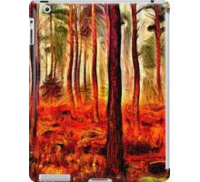 Magic Forest Fine Art Print iPad Case/Skin