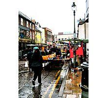 Croyden Market Photographic Print