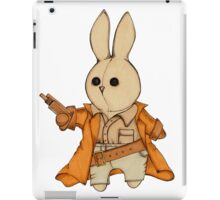 CP BROWNCOAT iPad Case/Skin