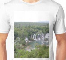 an unbelievable Bosnia and Herzegovina landscape Unisex T-Shirt