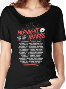 Midnight Riders - No Salvation Tour Women's Relaxed Fit T-Shirt