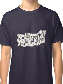 beach sculpture Classic T-Shirt