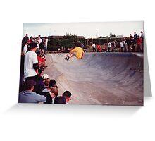 Mark Gonzales, Livingston 1992 Greeting Card
