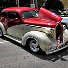"""""""1938 Plymouth""""... prints and products by © Bob Hall"""
