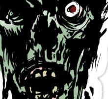 Everyone loves a zombie Sticker
