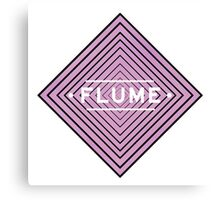 Flume Logo Canvas Print