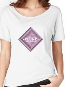 Flume Logo Women's Relaxed Fit T-Shirt