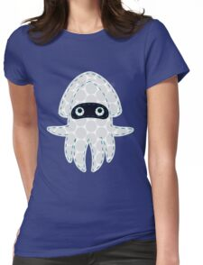 Blooper Patch Womens Fitted T-Shirt
