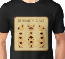 Cats Eternity Mummies Unisex T-Shirt