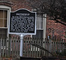 Smithfield Historic Marker by mltrue