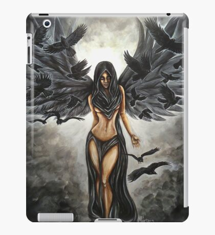 Lady Murder iPad Case/Skin