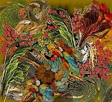 my imaginary garden by innacas
