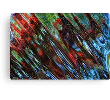 Abstract Photography not enhanced Canvas Print