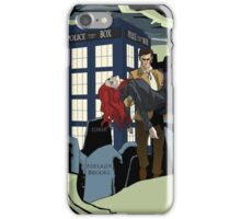 Dr.Who iPhone Case/Skin