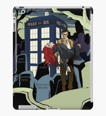 Dr.Who iPad Case/Skin