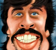 Dave Grohl by mrjusta