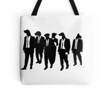 reservated doggys Tote Bag