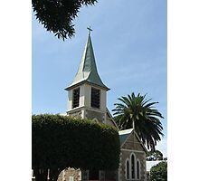 St Michael's Lutheran Church Photographic Print