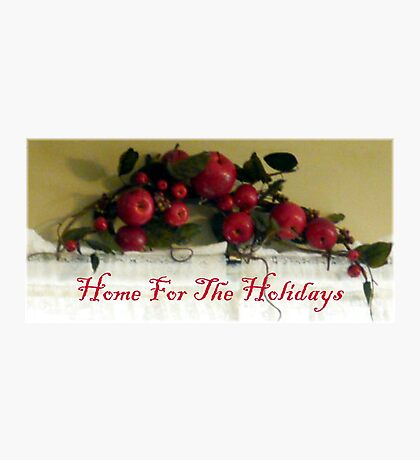 Home For The Holidays II Photographic Print