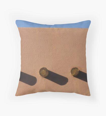 Adobe Throw Pillow