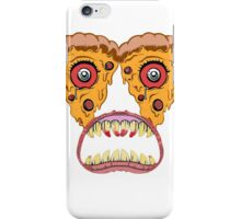 Pizza Monster! iPhone Case/Skin
