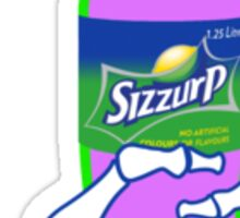 Sizzurp Sticker