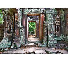 Banteay Kdei Photographic Print
