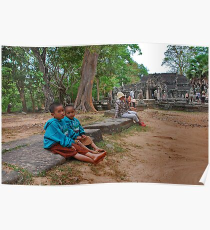 Children of Banteay Kdei Poster