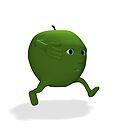 apple runs by bmg07