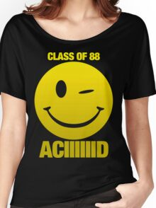 Acid house class of 88 Women's Relaxed Fit T-Shirt
