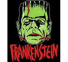 Mani-Yaks Frankenstein Photographic Print