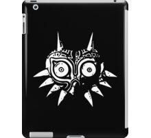 Majora's Mask (White) iPad Case/Skin
