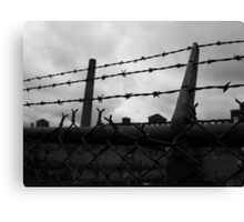 Deconstruction- The Skeleton of Manufacture Canvas Print