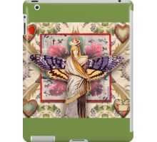 Valentine Angel iPad Case/Skin