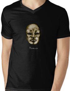 Fidelio Mens V-Neck T-Shirt