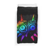 Majora's Mask (Rainbow) Duvet Cover