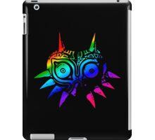 Majora's Mask (Rainbow) iPad Case/Skin