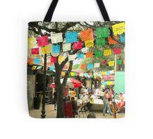 Cinco de Mayo Celebration at Market Square (El Mercado) in San Antonio Tote Bag