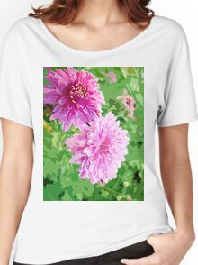 Lovely flowers for you. Women's Relaxed Fit T-Shirt