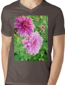 Lovely flowers for you. Mens V-Neck T-Shirt