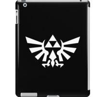 Triforce (White) iPad Case/Skin