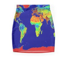 World Mp Mini Skirt