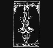 The Hanged Man (Shadow) by greencoyote