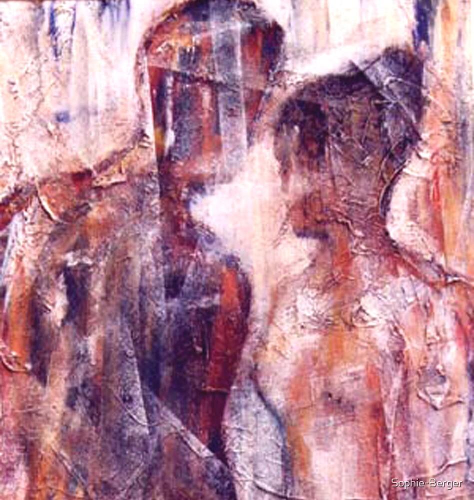 Intimité - Hommage à Munch by Sophie-Berger