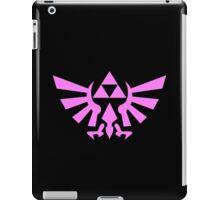 Triforce (Pink) iPad Case/Skin
