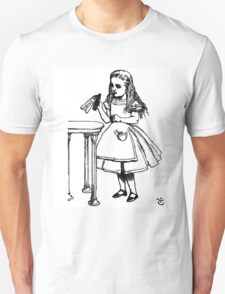 Alice don't drink that poison T-Shirt