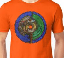 Tree Saw Blade (saw blade #3) Unisex T-Shirt